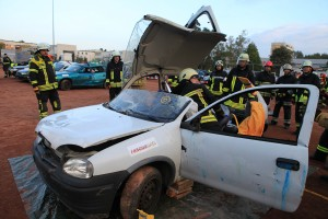 Crossramming - rescueDAYS 2010