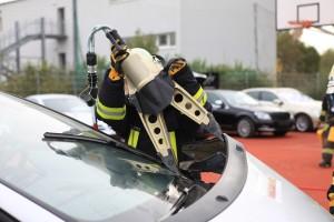 Neue Fahrzeugtechnologie - rescueDAYS 2010