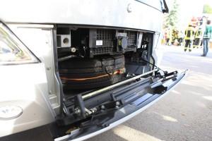 Moderne Bustechnik