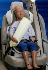 Ausgelöster Gurtairbag im Ford Explorer