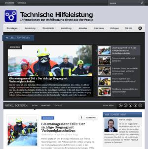 Neues Design für THL.info