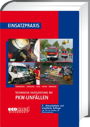 Cover für das Fachbuch Technische-Hilfeleistung bei PKW-Unfällen